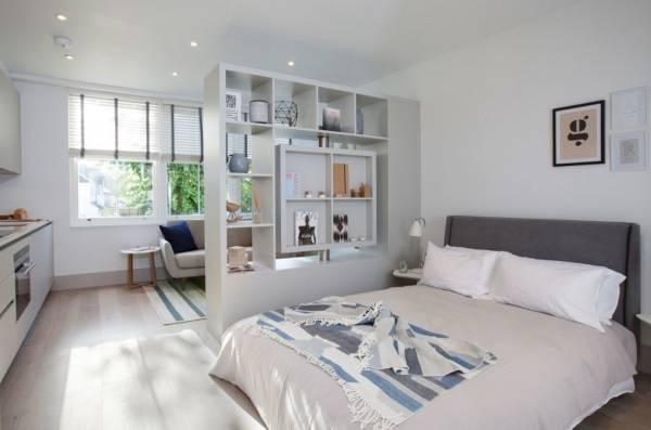 Выбираем кровать в стиле Скандинавия