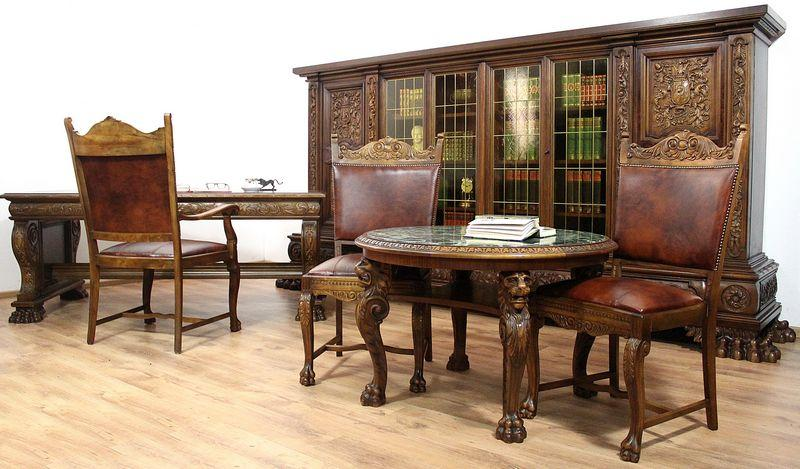 Выбор антикварной мебели