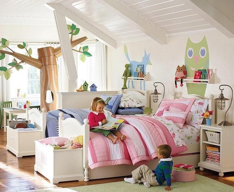 Выбор мебели для комнаты ребенка