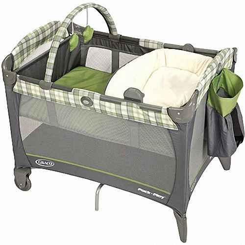 Выбор практичной кроватки для малыша