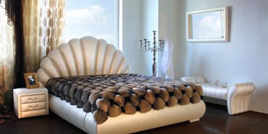 Задача любой спальни сделать отдых комфортным и приятным