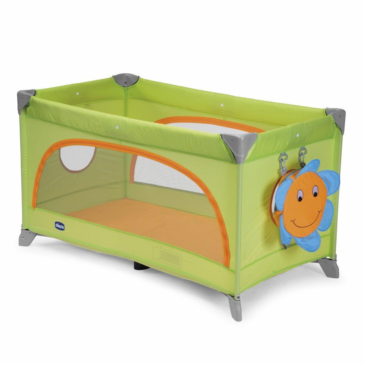Зеленые оттенки современной мебели для ребенка
