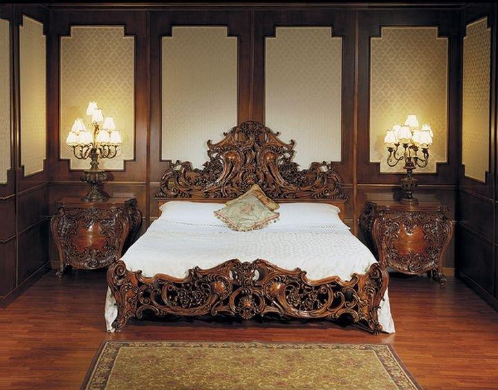 Антикварная мебель в стиле барокко и рококо