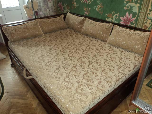Большая раскладная кровать