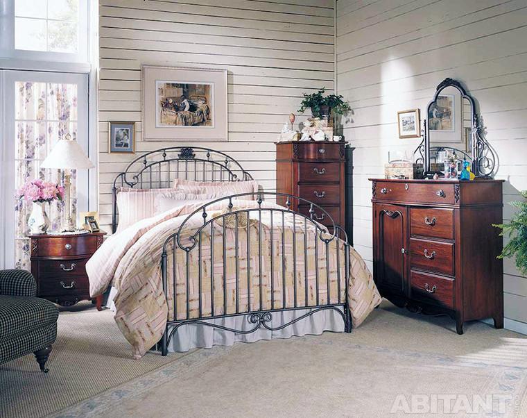 Большое спальное ложе для двоих