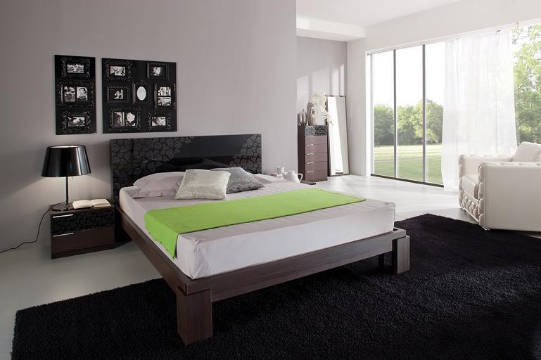 Cпальня в стиле модерн