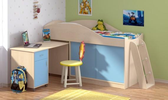Декор комнаты ребенка