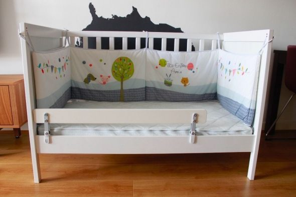 Делаем сон ребенка безопасным