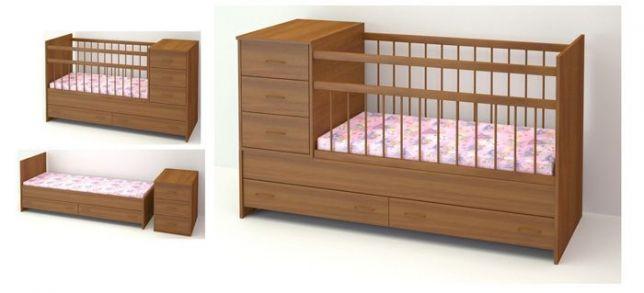Деревянная мебель для ребенка