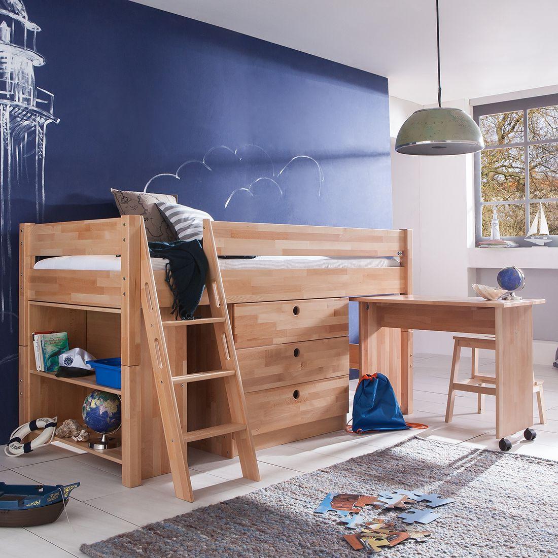 Детская кровать-чердак трансформер
