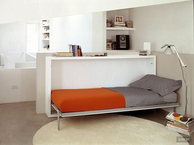 Детская кровать горизонтального типа