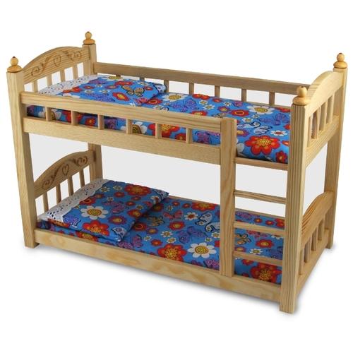 Дворики Кроватка двухъярусная