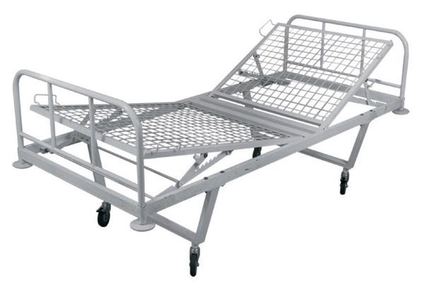 Двухсекционная кровать