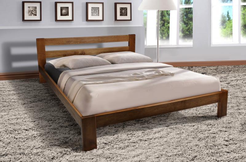 Двухспальная кровать в стиле модерн