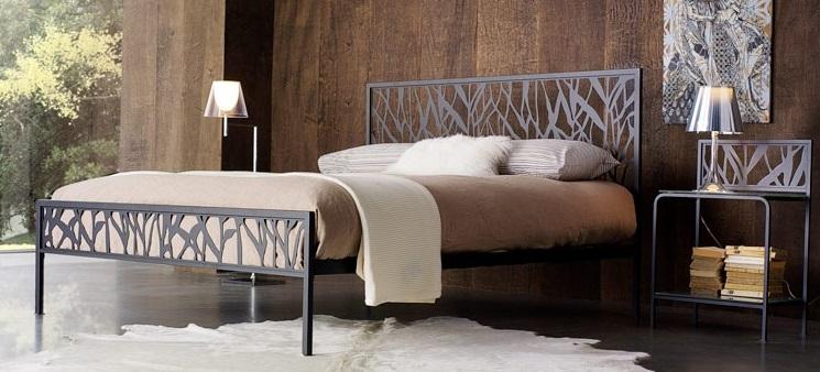 Двуспальные металлические кровати – красота и совершенство в одном флаконе