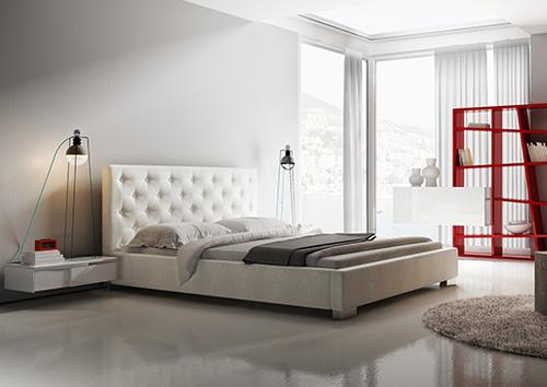 Двуспальные модели кроватей