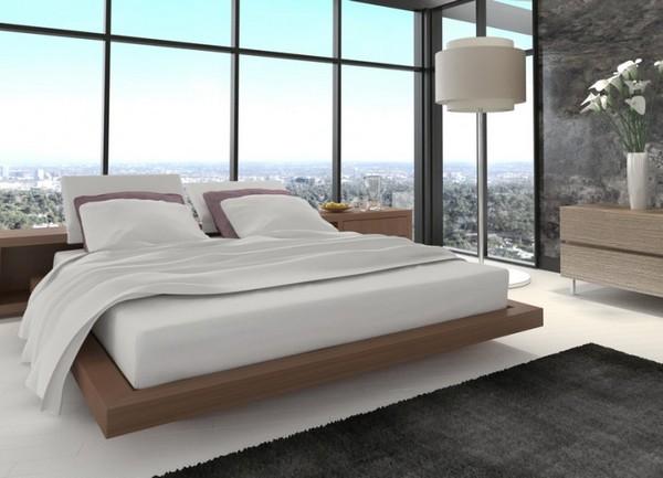 Эффект парения кровати