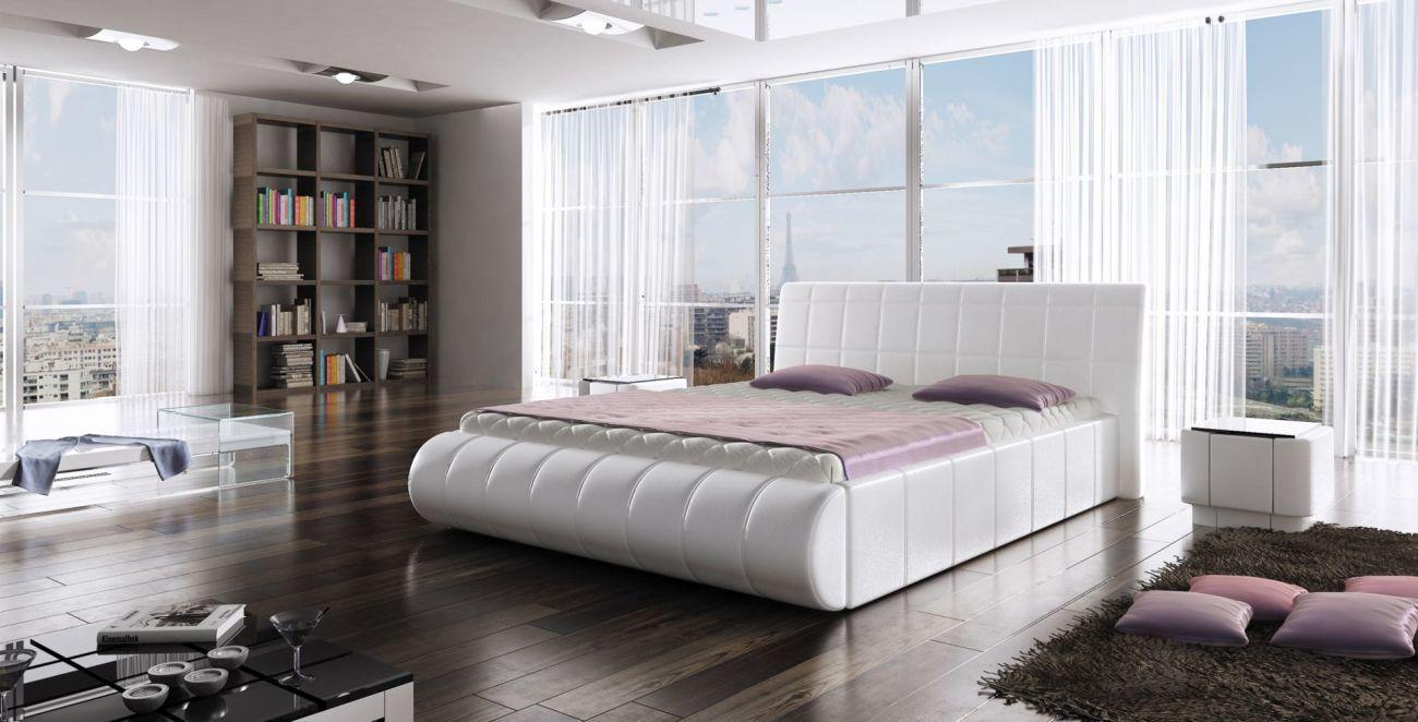 Эксклюзивные и стильные двуспальные кровати