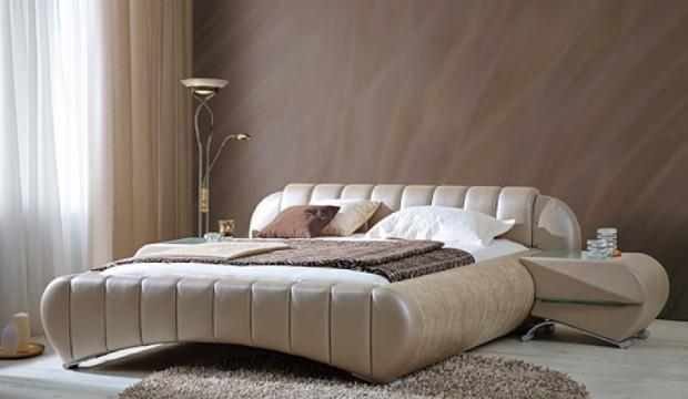 Элитная кровать для спальни