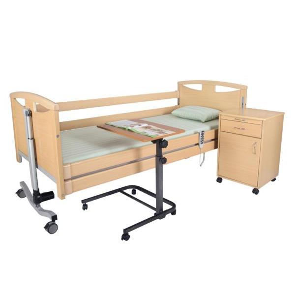 Функциональная кровать для больницы
