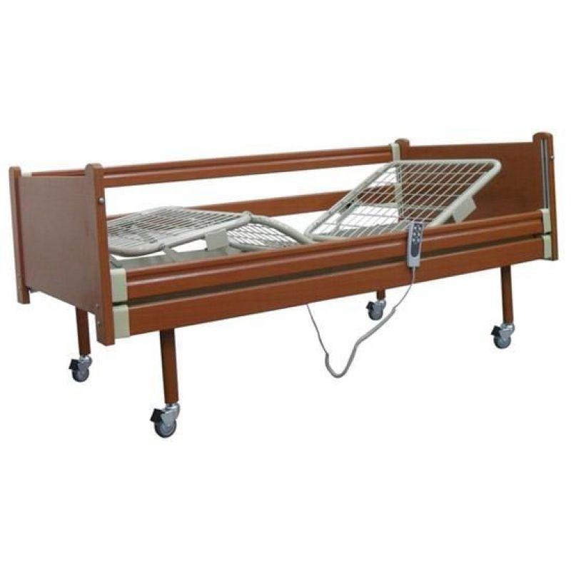 Функциональная кровать с электромотором
