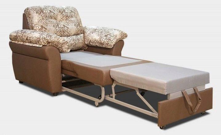 Функциональные особенности кресла-кровати