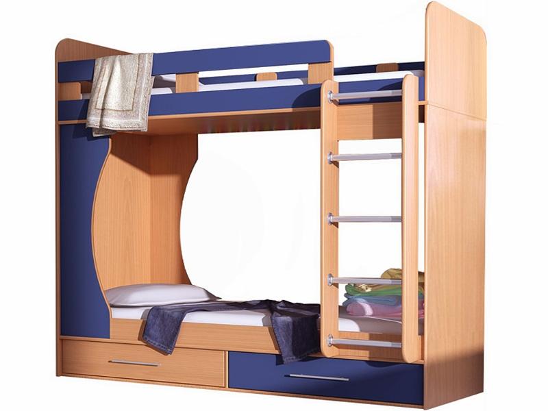 Где купить двухъярусную кровать для детей