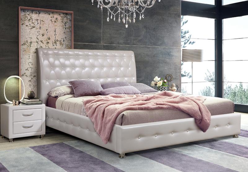 Где расположить кровать