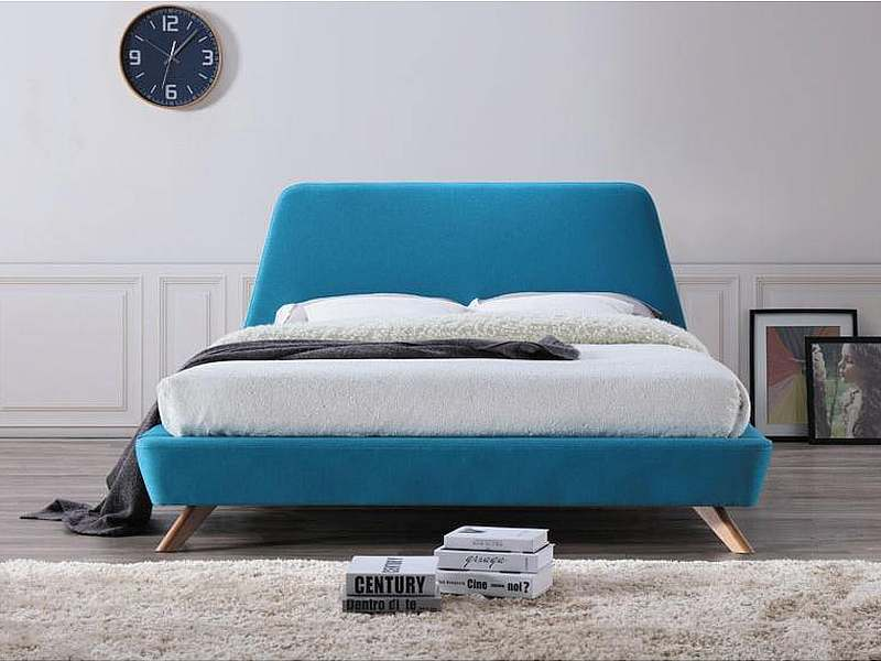 Голубые оттенки современной мебели