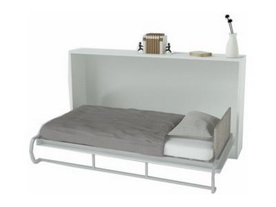 Горизонтальная кровать тумба