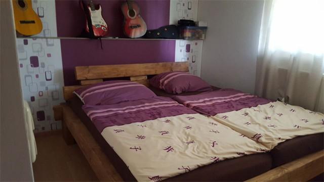 Готовая кровать своими руками
