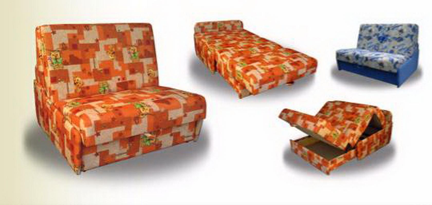 Хорошее кресло с раскладывающимся механизмом для сна