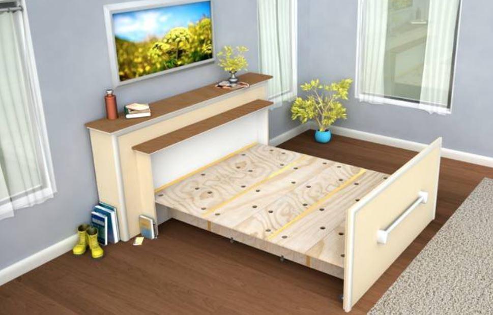 Идея кровати