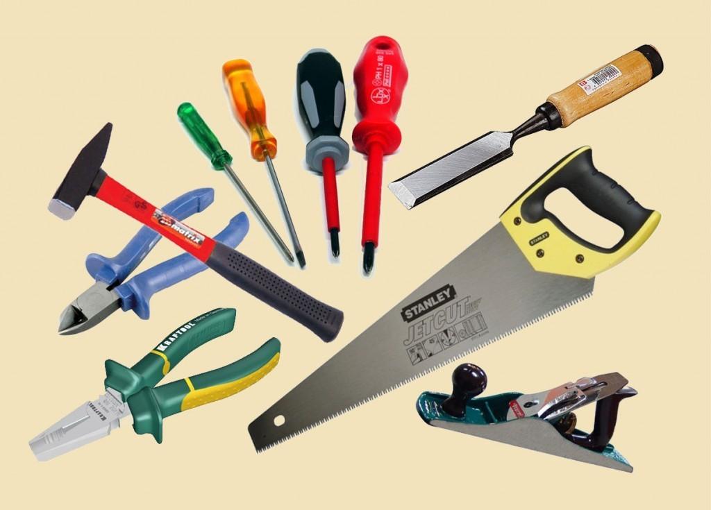 Инструменты для сборки кровати своими руками