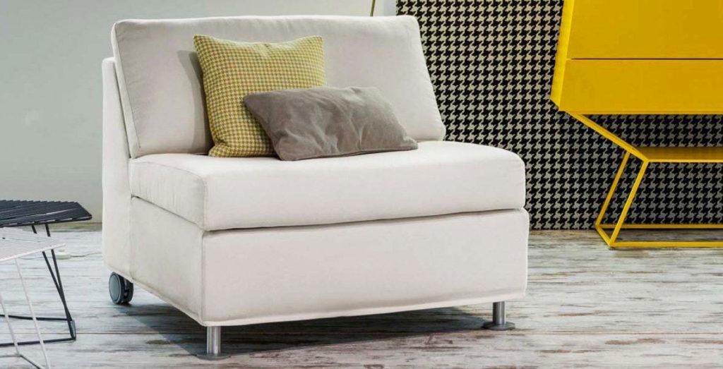 Интересно, что кресло-кровать может стать решением для детской комнаты небольшой площади