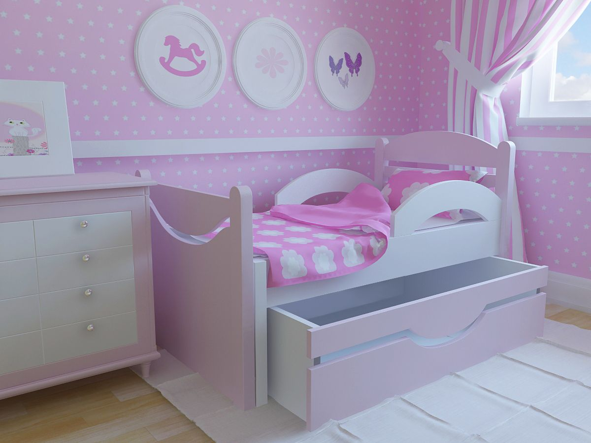 Как правильно выбрать кровать детям