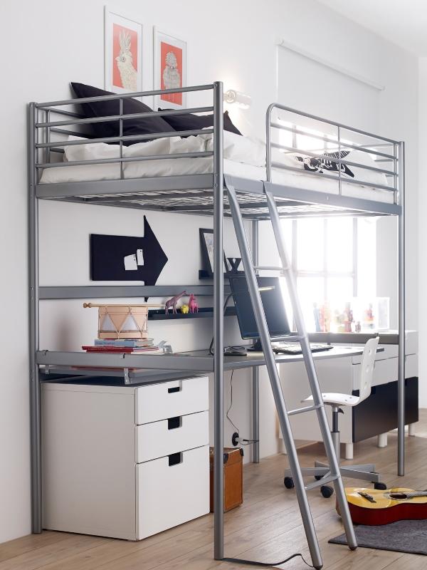 Как сделать комнату для ребенка удобной