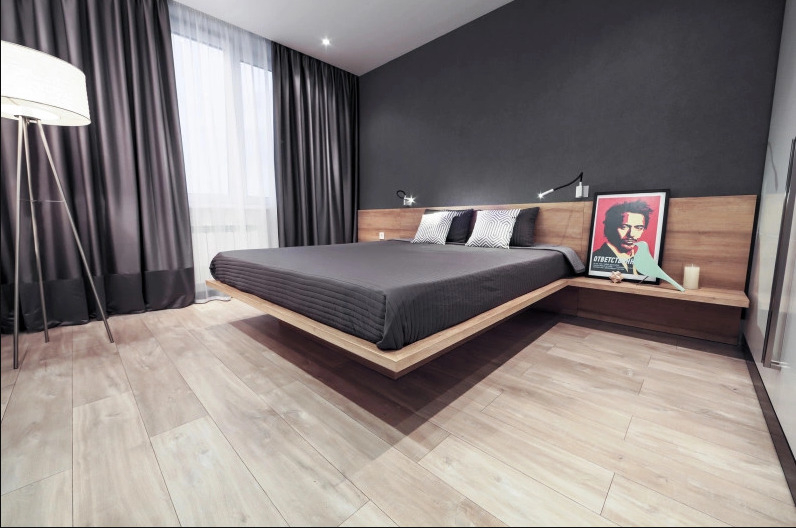 Как сделать кровать
