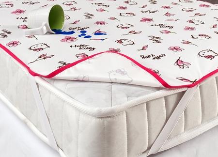 Как сделать кроватку для ребенка непромокаемой