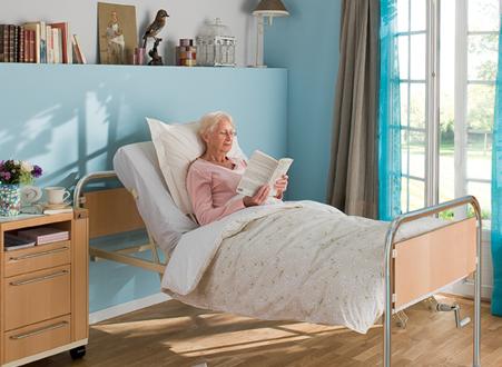 Как сделать сон инвалида приятным