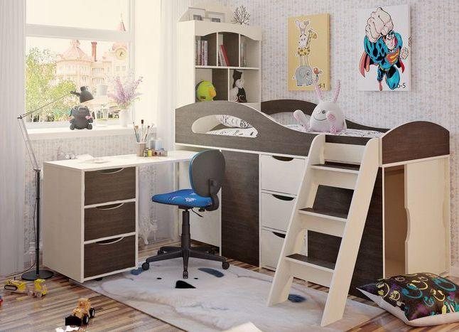 Как сделать удобное место для учебы ребенка