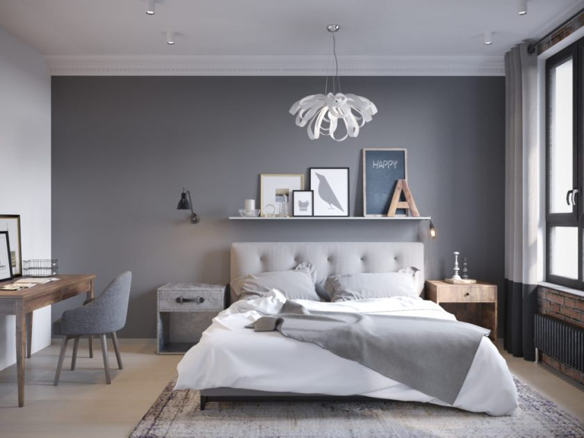 Как украсить изголовье кровати