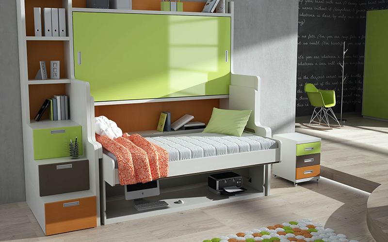 Как устроен механизм современной кровати