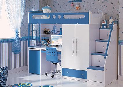 Как выбрать кровать-чердак для ребенка