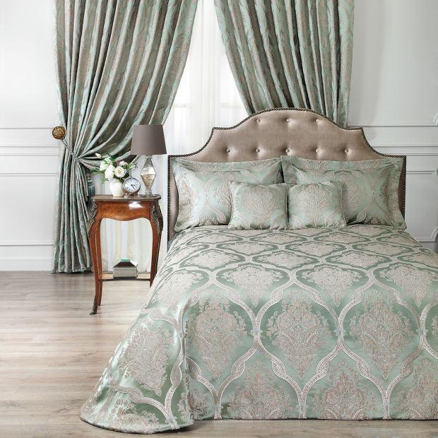 Kak-vybrat-pokryvalo-dlya-spalni Как выбрать покрывало на кровать в спальню: фото новинки