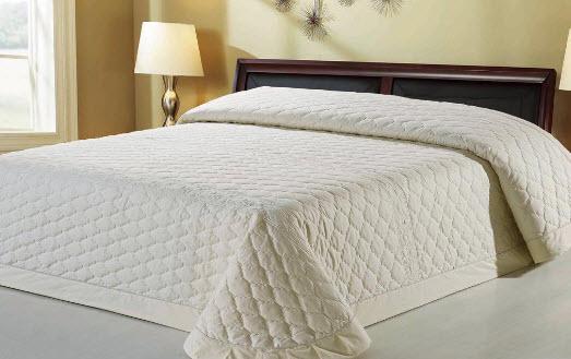 Как выбрать покрывало на кроват