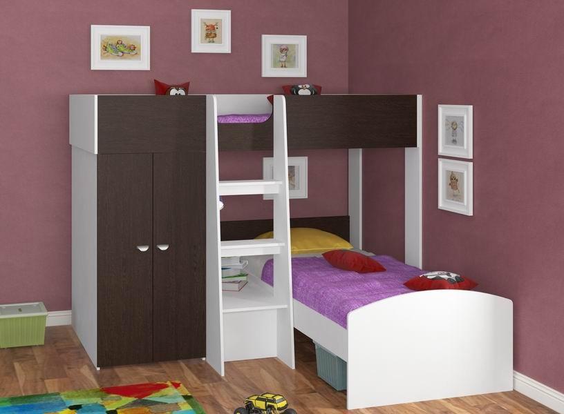 Как выбрать правильно кровать для ребенка