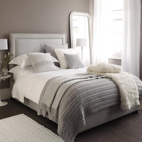 Как заправить кровать красиво