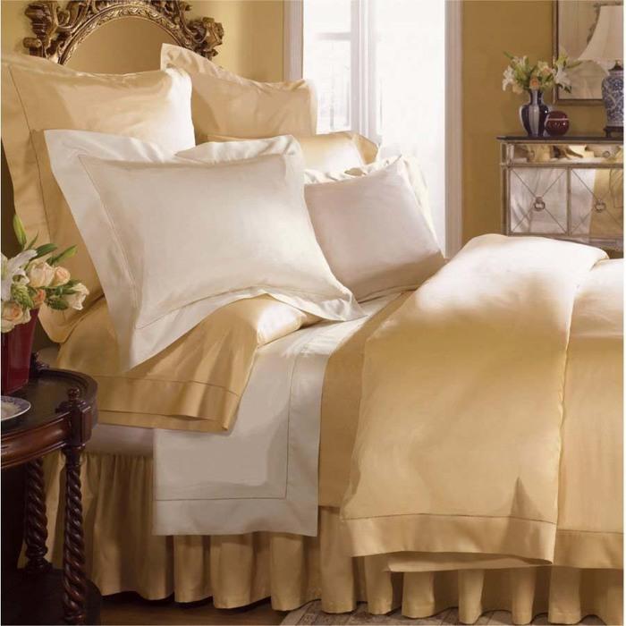 Как застелить постель быстро и красиво