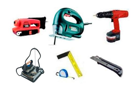 Какие нужны инструменты для создания мебели